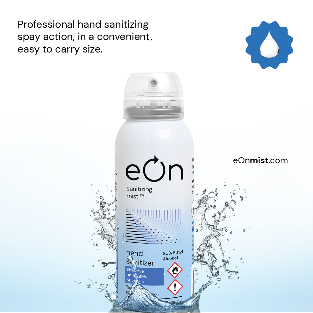 splash sanitizer